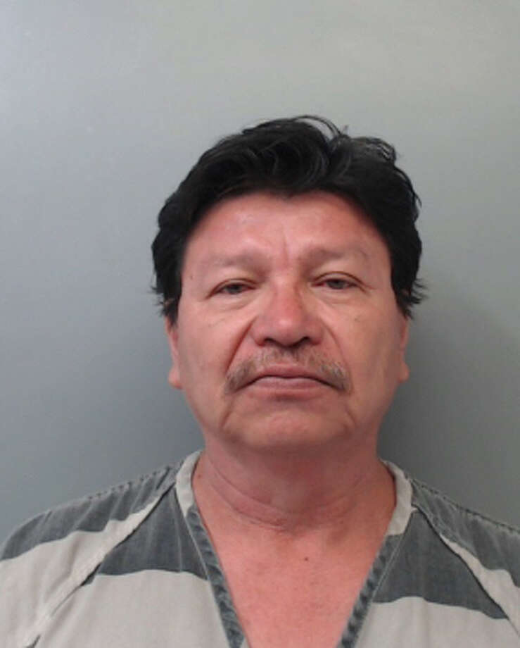 Juan Osorio, 56, was charged with accident involving serious bodily injury. Photo: Webb County Sheriff's Office