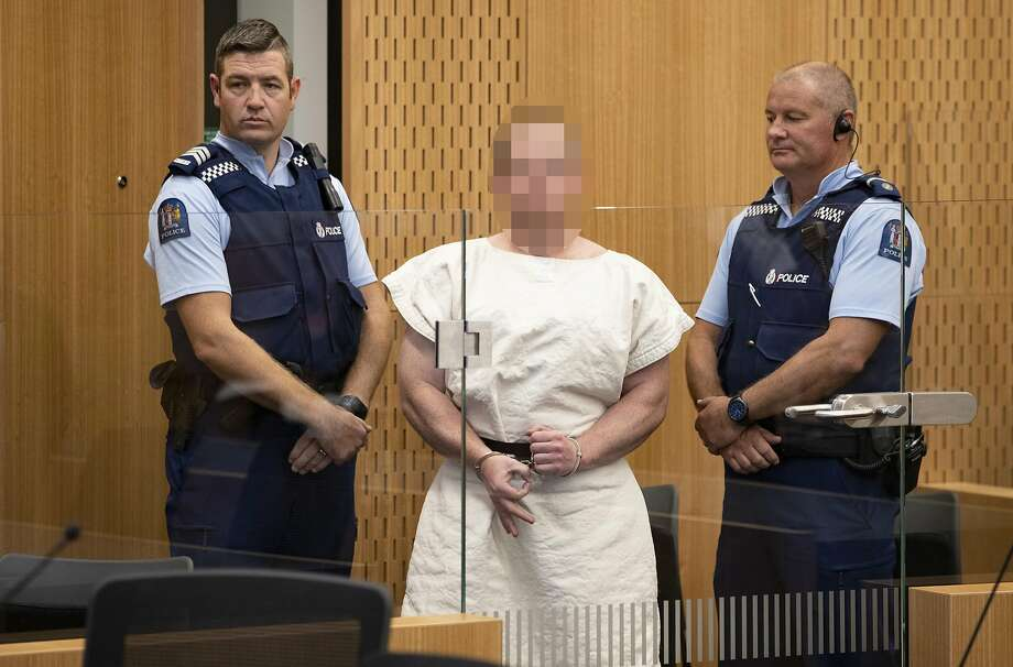 Alleged New Zealand gunman fires lawyer, says he'll represent himself