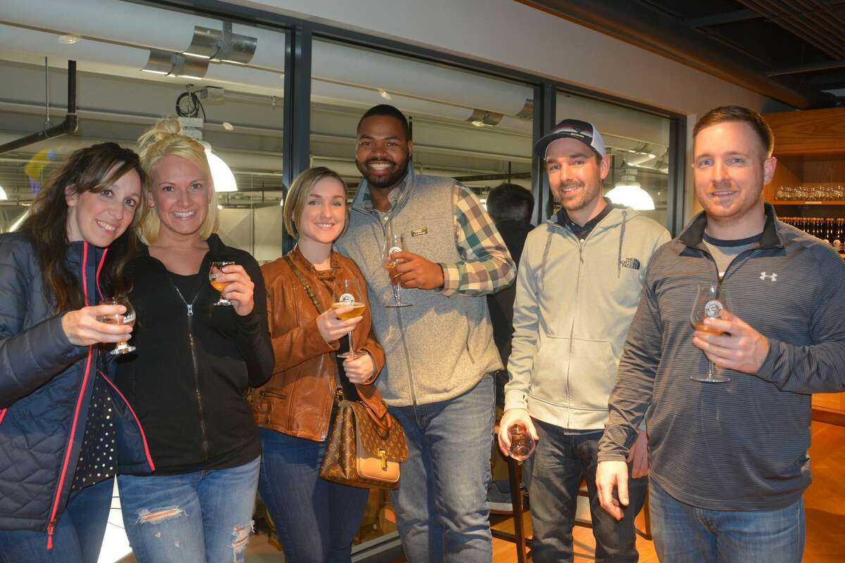 Two Roads Brewing Company in Stratford unveiled its new brewery, Area Two on March 11, 2019 after 15 months of construction on the 25,000 square-foot facility. Were you SEEN on opening weekend?