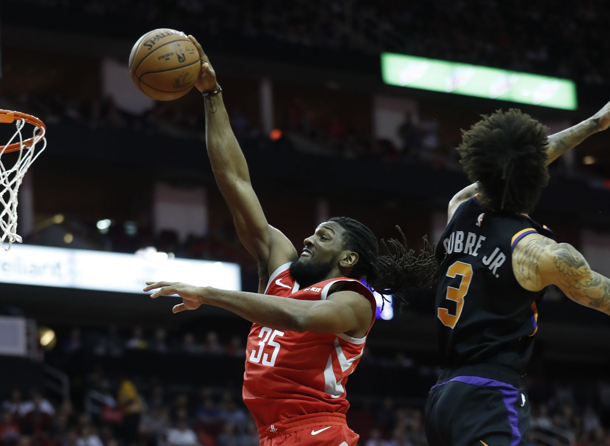 2018-19 Rockets review: Kenneth Faried