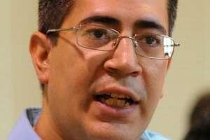 State Representative Ezequiel Santiago in 2013.