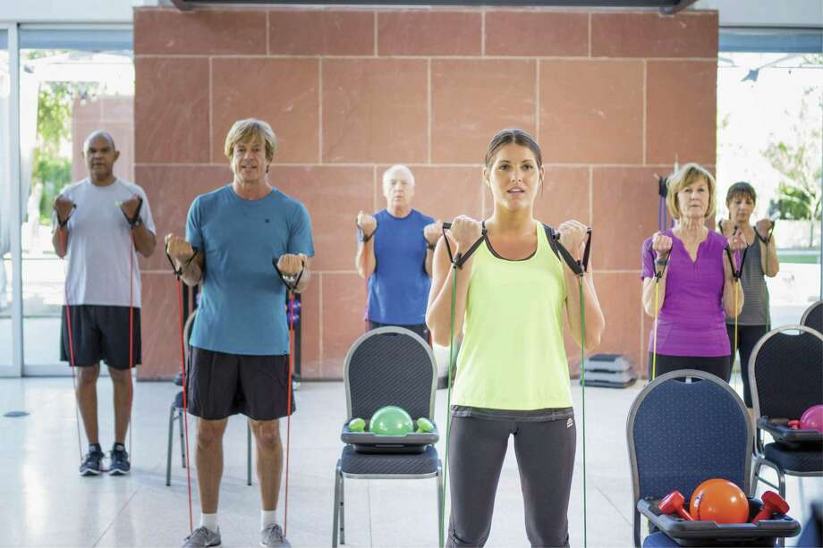 More than 15,000 fitness centers across the country, including many area YMCA facilities participate in the SilverSneakers program.