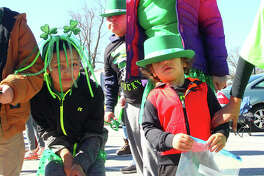 Downtown Jacksonville filled up with people Saturday to watch the 30th annual St. Patrick's Day parade.
