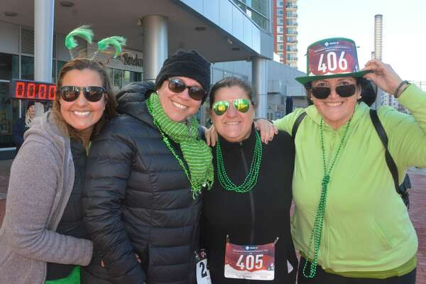 The annual Shamrock Stroll: 5K and Fun Run/Walk took place at Harbor Point in Stamford on March 16, 2019. Were you SEEN?