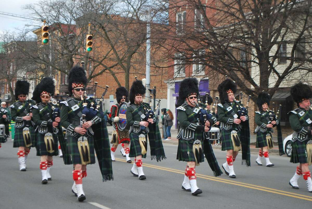 Were you Seen at the 69thAnnual Albany St. Patrick's Day Parade on March 16, 2019?