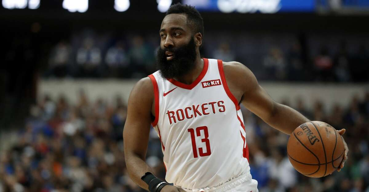 PHOTOS: Rockets game-by-game Houston Rockets guard James Harden (13) handles the ball during an NBA basketball game against the Dallas Mavericks in Dallas, Sunday, March 10, 2019. (AP Photo/Tony Gutierrez) Browse through the photos to see how the Rockets have fared in each game this season.