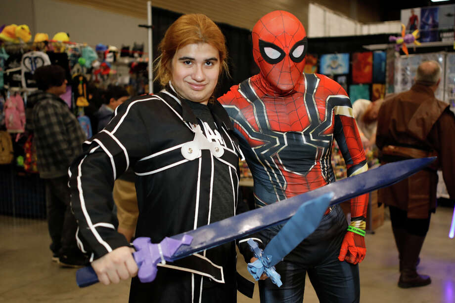 Permian Basin Comic Con X March 16, 2019 at Horseshoe Pavilion. James Durbin / Reporter-Telegram Photo: James Durbin / Midland Reporter-Telegram / ? 2019 All Rights Reserved