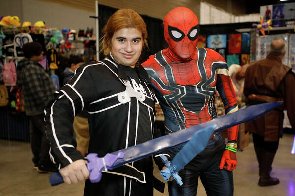 Permian Basin Comic Con X March 16, 2019 at Horseshoe Pavilion. James Durbin / Reporter-Telegram