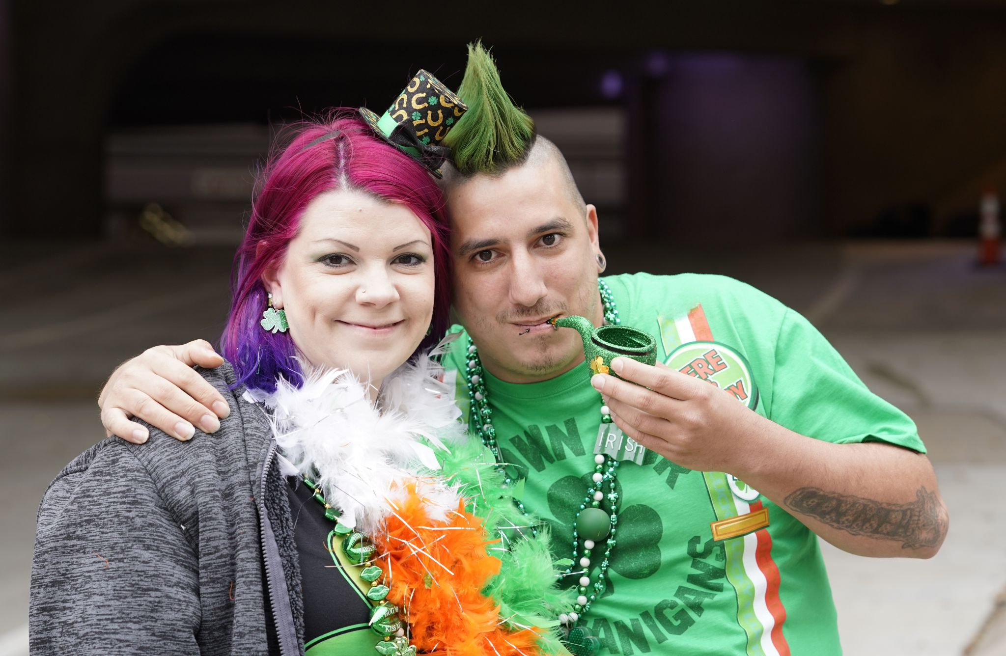 Houstonians celebrate luck of the Irish at St. Patrick's Day parade