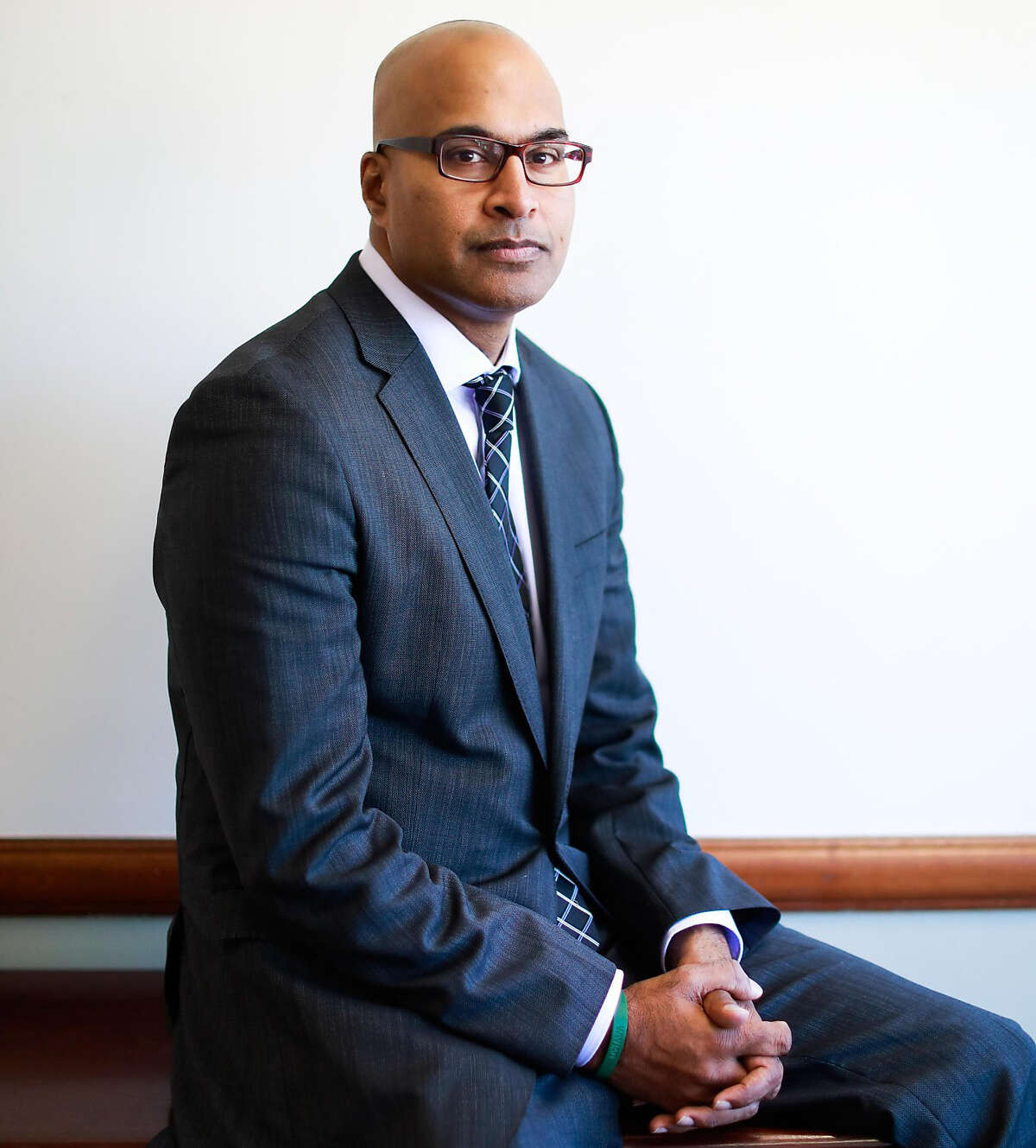 Newly appointed Public Defender Mano Raju is settling into the office of predecessor Jeff Adachi.