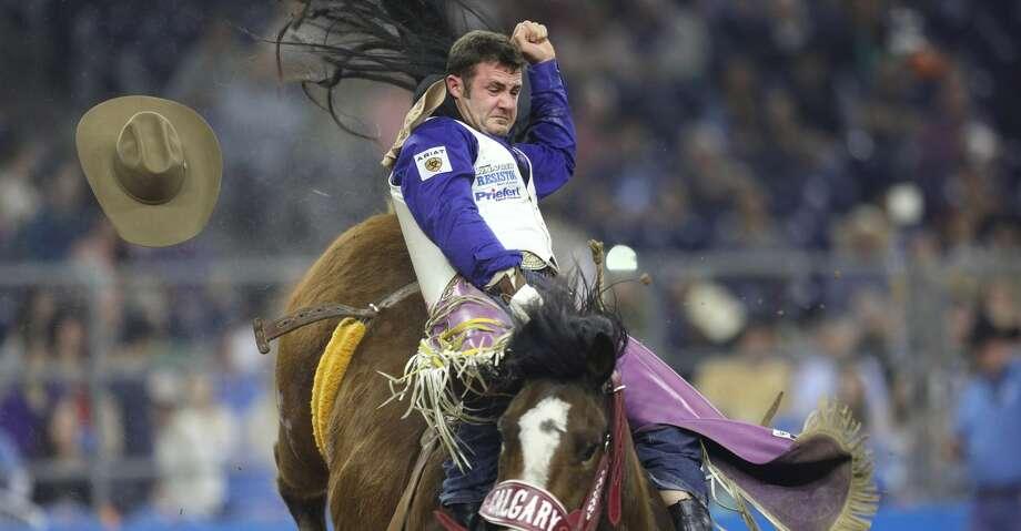 Kaycee Feild Is A Rodeohouston Champion Again Houston