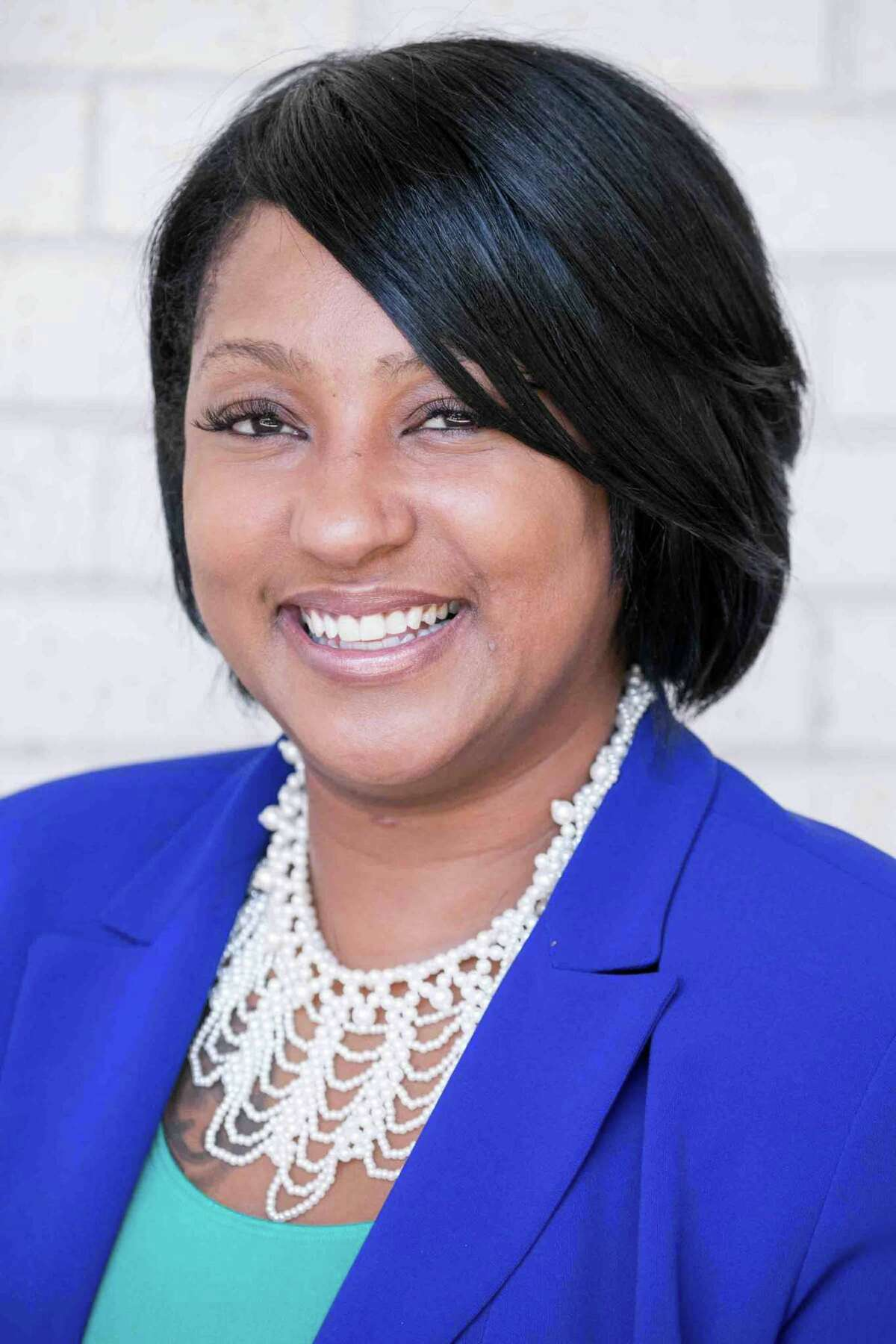 Alicia Perry is running for a seat on the SAISD board representing District 2.