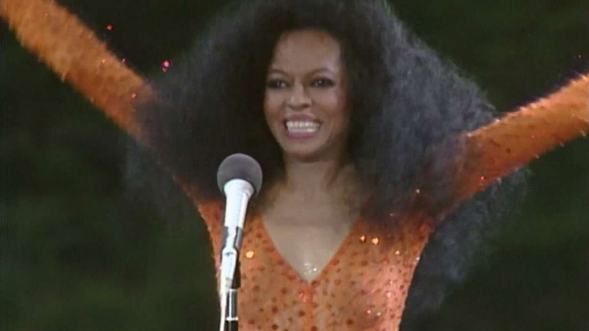 """""""Diana Ross: Her Life, Love and Legacy"""" comes to The Ridgefield Playhouse on the big screen in high definition on March 28."""