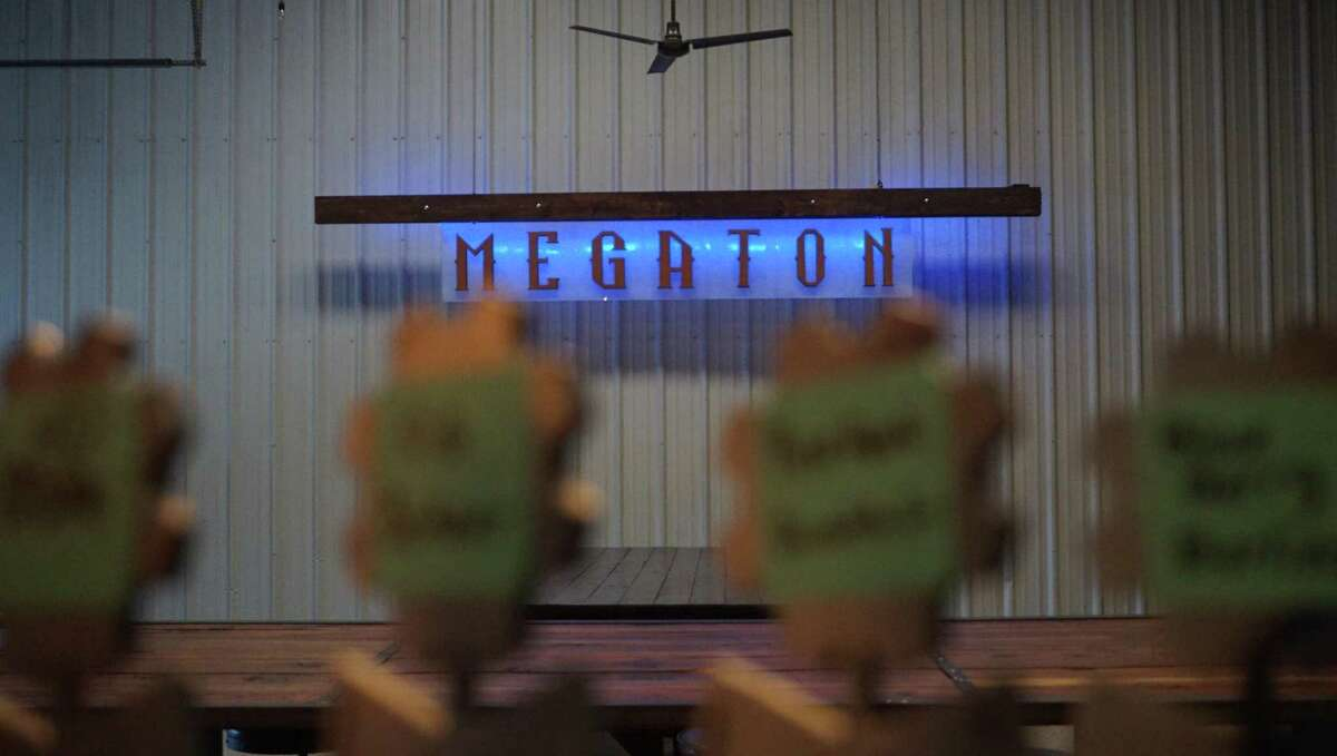 Megaton Brewery's atmosphere is inspired by science-fiction, steampunk, fallout and Bethesda's