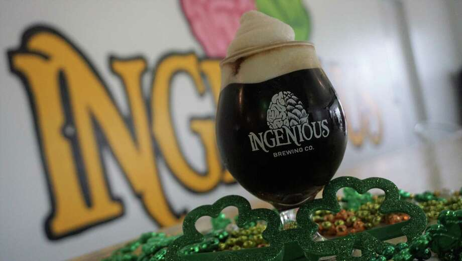The Brews and Browse Art Market will feature beer, food, art, and handmade fun. The family-friendly event will be hosted by Ingenious Brewing Company on Sat. June 27 beginning at noon. Photo: Nguyen Le / Staff Photo