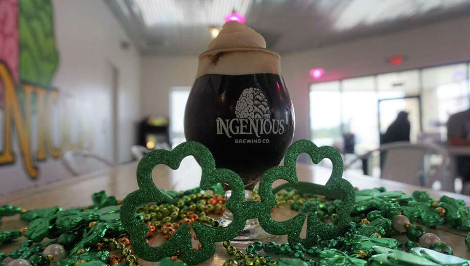 Ingenious Brewing Company in Humble will celebrate its one-year anniversary on March 23, 2019. Photo: Nguyen Le / Staff Photo