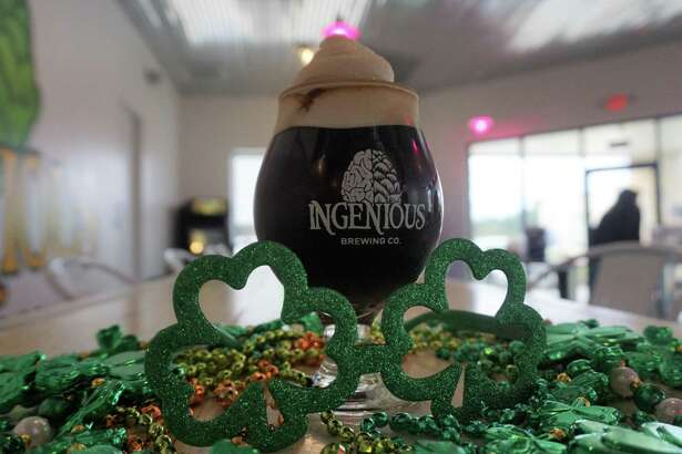 Ingenious Brewing Company in Humble will celebrate its one-year anniversary on March 23, 2019.