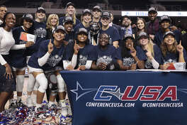 The Rice women's basketball team defeated Middle Tennessee to win the Conference USA Tournament on Saturday.