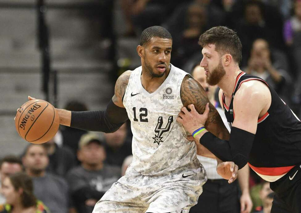 LaMarcus Aldridge, F/C Age: 33Contract status: Two years, $50 million Outlook: Aldridge shook off a slow start to average team highs in scoring (21.3 ppg), rebounding (9.0 per game) and blocks (1.3 per game), while shooting a career-best 51.9 percent. The Spurs' lone All-Star should remain the centerpiece of the team's frontcourt for at least another season.