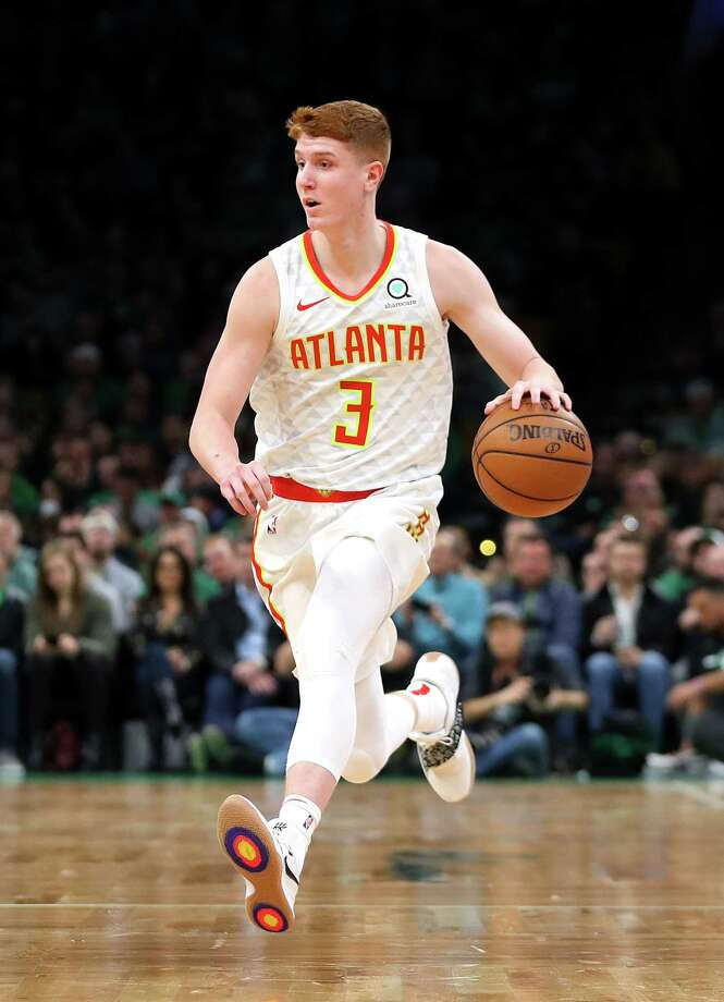 100% authentic 6525e 44c61 Kevin Huerter selected to NBA's all-rookie second team ...