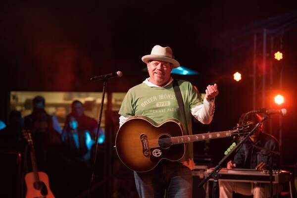 Pat Green brought Texas country to San Antonio when he performed on Saturday, March 16, at The Rustic.