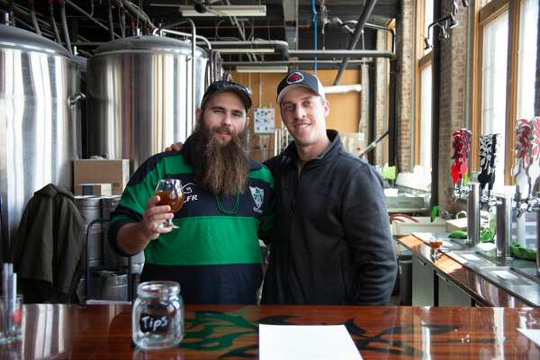 Stubborn Beauty  Brewing Company in Middletown, Conn., celebrated St. Patrick's Day with a craft beer and cookie dough pairing on Sunday, March 17, 2019. The event featured the brewery's own beer and cookie dough by Colchester, Conn.-based DoughLuv. Were you SEEN?