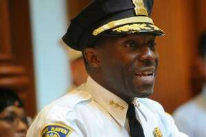 New Haven Police Chief Anthony Campbell recently announced his retirement from the department.