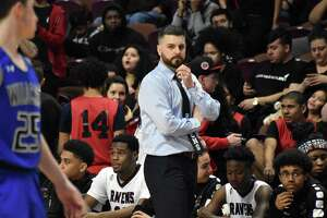 Innovation coach Matt Lance was a standout soccer player at Bunnell. He never played high school basketball and this was his first high school coaching job in basketball.