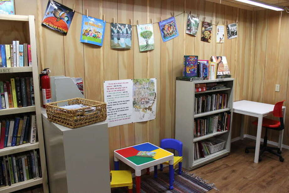 Each little library will contain books for readers of all ages and fans of any genre.