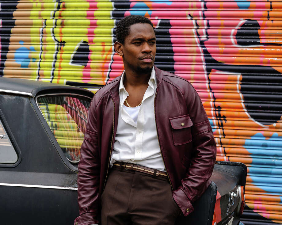 "Aml Ameen plays a Jamaican drug courier in London in ""Yardie,"" the directorial debut of actor Idris Elba. MUST CREDIT: Alex Bailey, Rialto Pictures/Studiocanal Photo: Alex Bailey / Alex Bailey/Rialto Pictures/Studiocanal"
