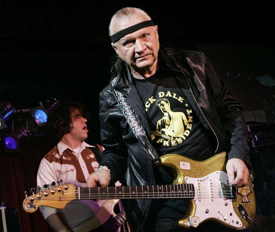 Dick Dale's influence was profound and included virtuosos Jimi Hendrix and Stevie Ray Vaughan. Photo: Richard Drew / Associated Press 2007