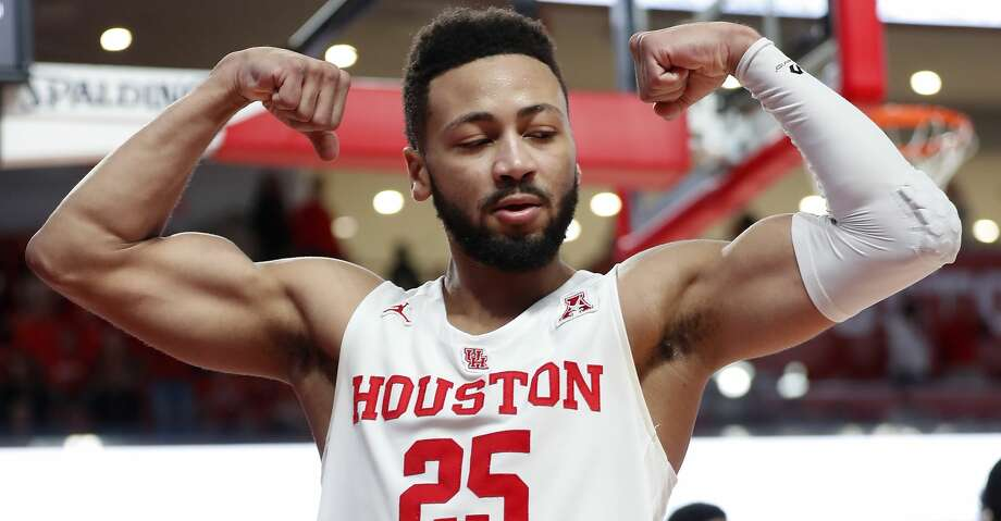 PHOTOS: Houston Cougars before matchup vs. Ohio State 