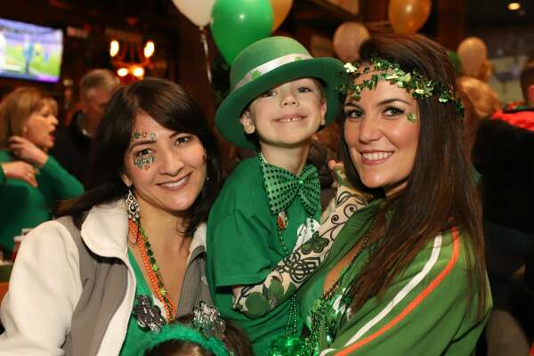 Were you SEEN celebrating St. Patrick's Day at Molly Darcy's in Danbury on March 17, 2019?
