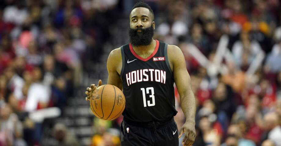 PHOTOS: Rockets game-by-game Houston Rockets' James Harden (13) brings the ball up the court against the Philadelphia 76ers during the second half of an NBA basketball game Friday, March 8, 2019, in Houston. (AP Photo/David J. Phillip) Browse through the photos to see how the Rockets have fared in each game this season. Photo: David J. Phillip/Associated Press