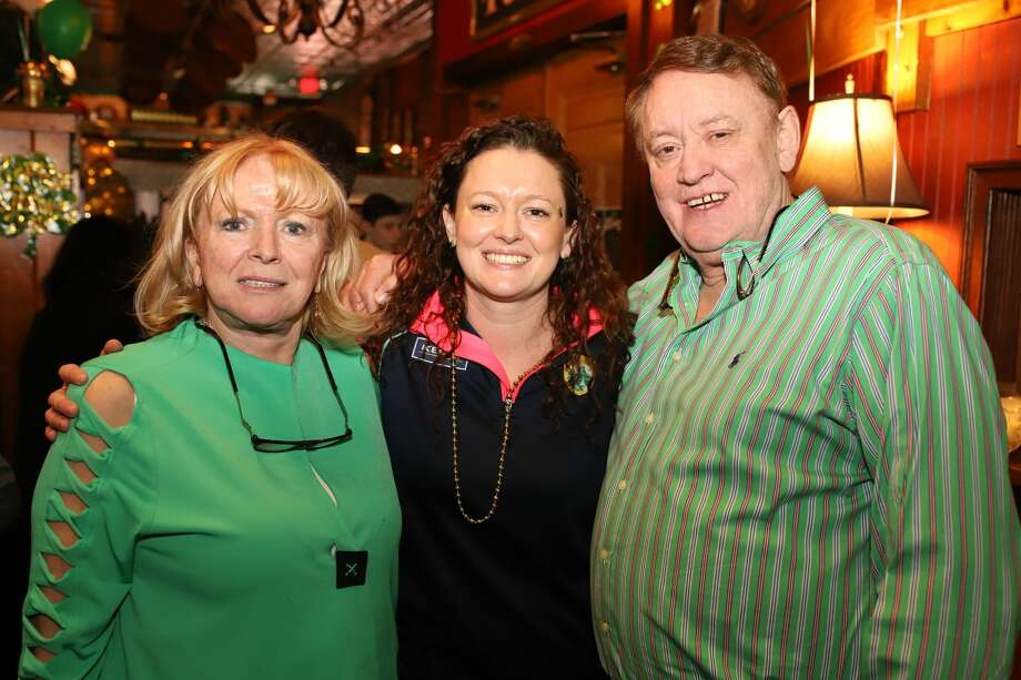 Were you SEEN celebrating St. Patrick's Day at Molly Darcy's in Danbury on March 17, 2019? Photo: Ken (Direct Kenx) Honore / Hearst CT Media