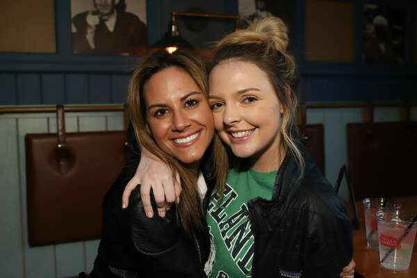 Were you SEEN celebrating St. Patrick's Day at Tigin and Tiernan's in Stamford on March 17, 2019?