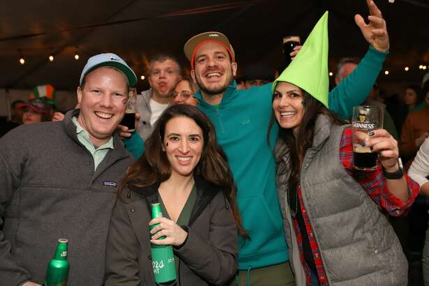 Were you SEEN celebrating St. Patrick's Day at O'Neill's in Norwalk on March 17, 2019?