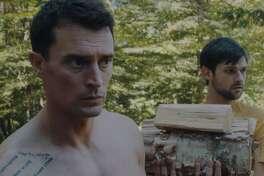"Adam Weppler, left, and Nicholas Tucci in ""Long Lost."""