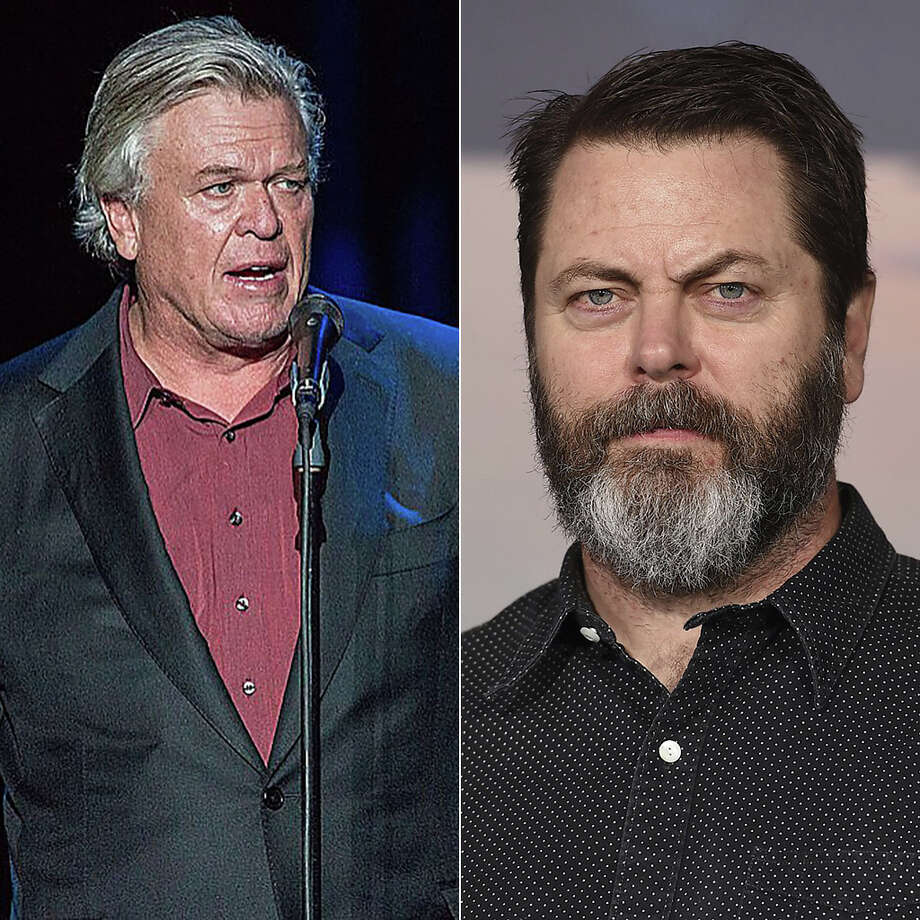 Comedians Ron White and Nick Offerman are coming to Palace Theatre for separate shows in October. Keep clicking for more big concerts and other shows coming soon. Photo: White - Getty Images, Offerman - AP