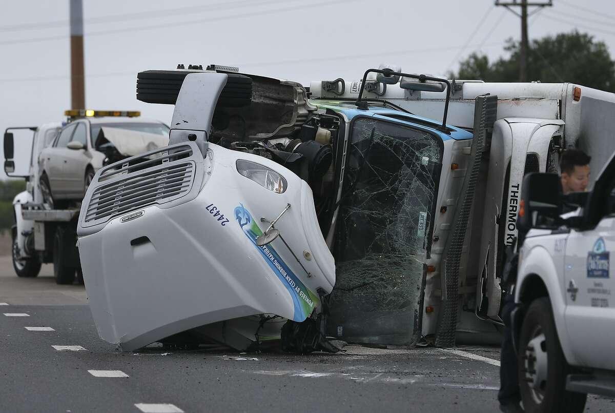 Fondren Road Number of fatalities: 3