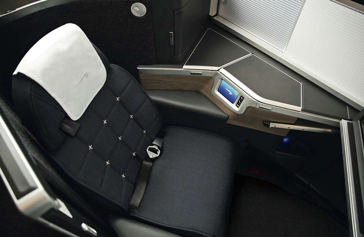 BA's Club Suites, coming first on its new A350s, will have lie-flat seats and more storage space.