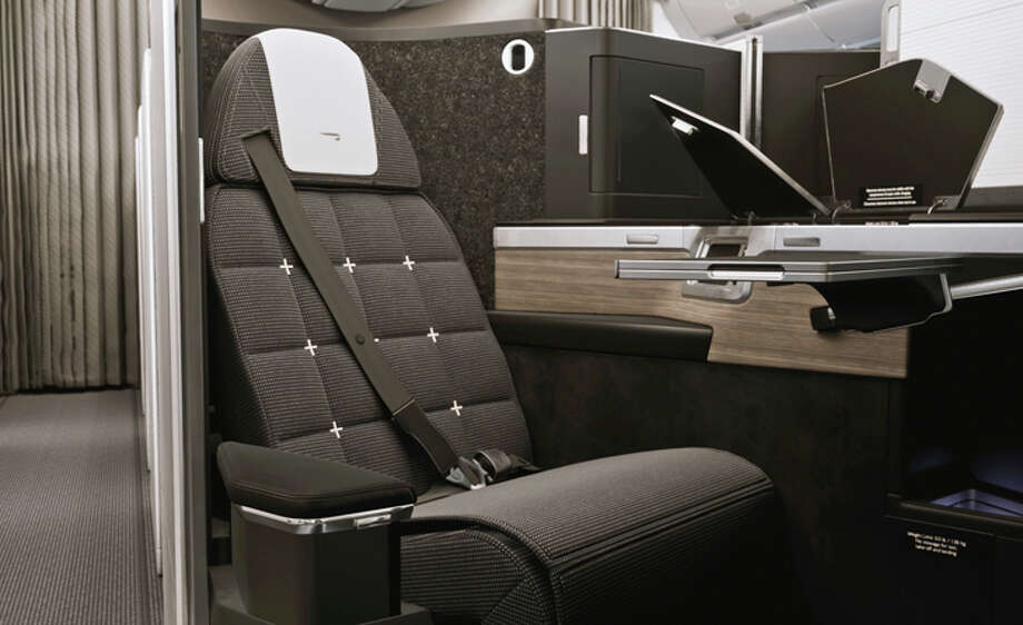 British Airways' new Club Suites business cabin will have a 1-2-1 configuration. Photo: British Airways