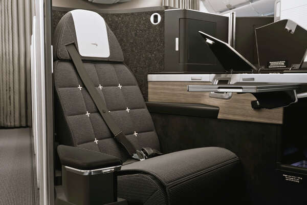 British Airways' new Club Suites business cabin will have a 1-2-1 configuration.