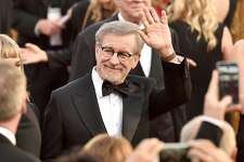 HOLLYWOOD, CA - FEBRUARY 28: Filmmaker Steven Spielberg attends the 88th Annual Academy Awards at Hollywood & Highland Center on February 28, 2016 in Hollywood, California. (Photo by Mike Windle/Getty Images)