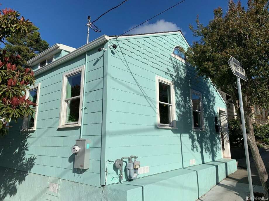 This is how a house in San Francisco listed for $788,000 (pictured) compares to one listed for around the same price.Click through the slideshow to see the difference between the two homes.  Photo: Go West Group