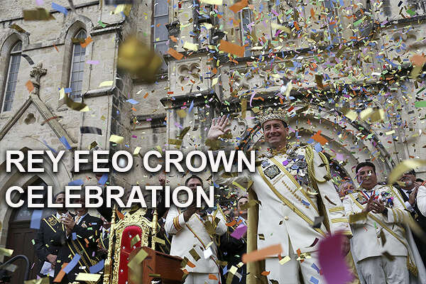 Rey Feo Crown Celebration Where: Arneson Theatre, 418 Villita St When: 5:30-6:30 p.m., April 19 Tickets: Free