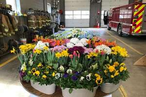 The Stony Hill Volunteer Fire Company will hold and Easter Flower Sale in April.