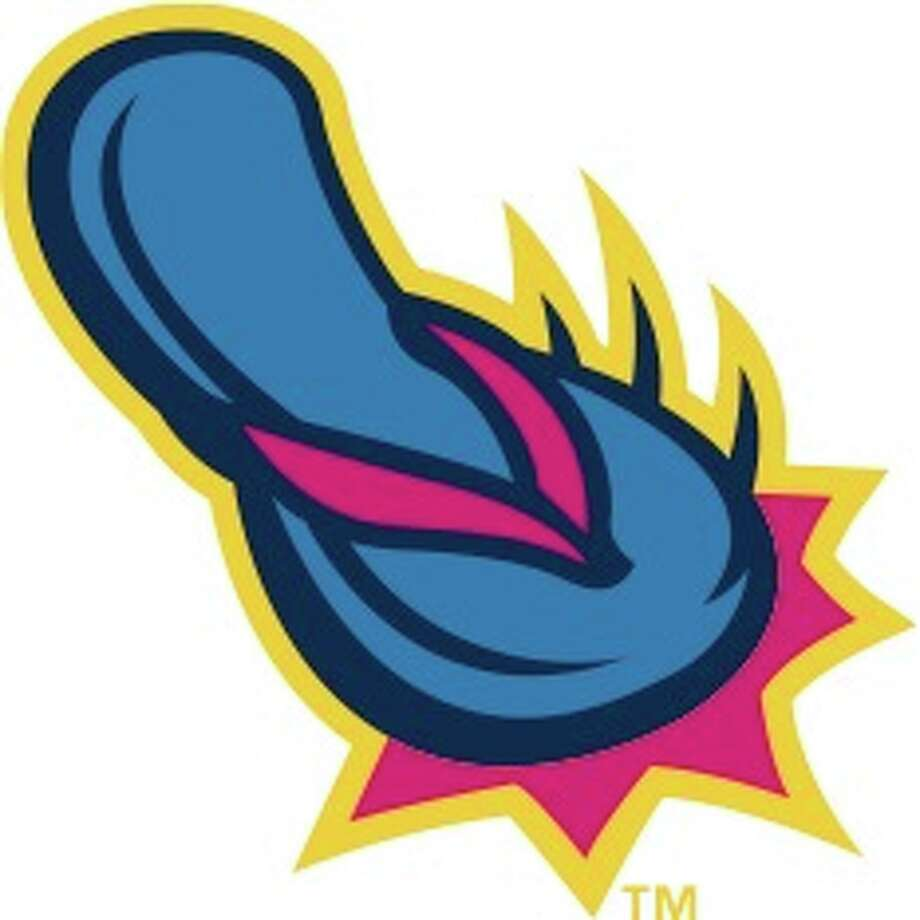 The 2019 logo for the Flying Chanclas de San Antonio, the alternate identity for the San Antonio Missions. Photo: San Antonio Missions