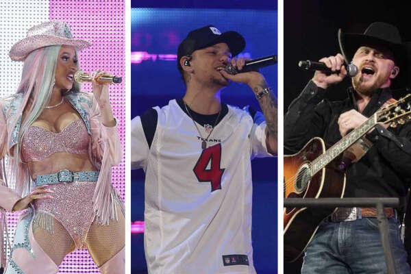 Click through to see the RodeoHouston 2019 concerts, ranked.