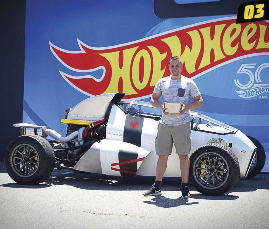 Luis Rodriguez's creation, 2JetZ, will be immortalized as a 1:64 die-cast Hot Wheels.